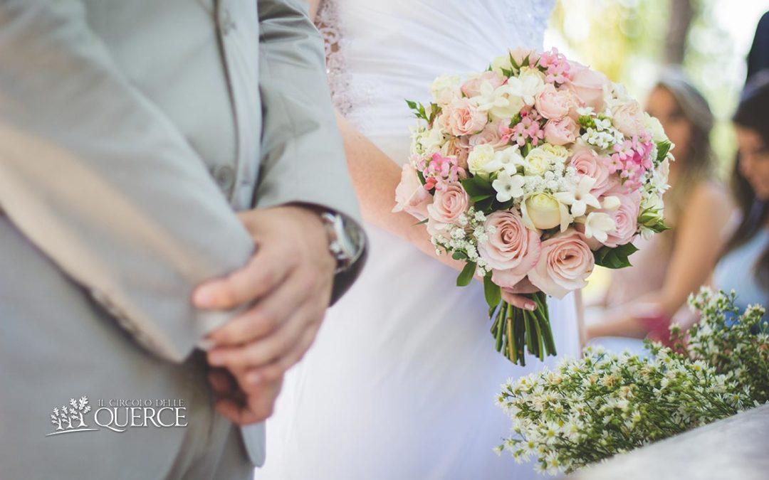 Quanto tempo ci vuole per organizzare un matrimonio civile?