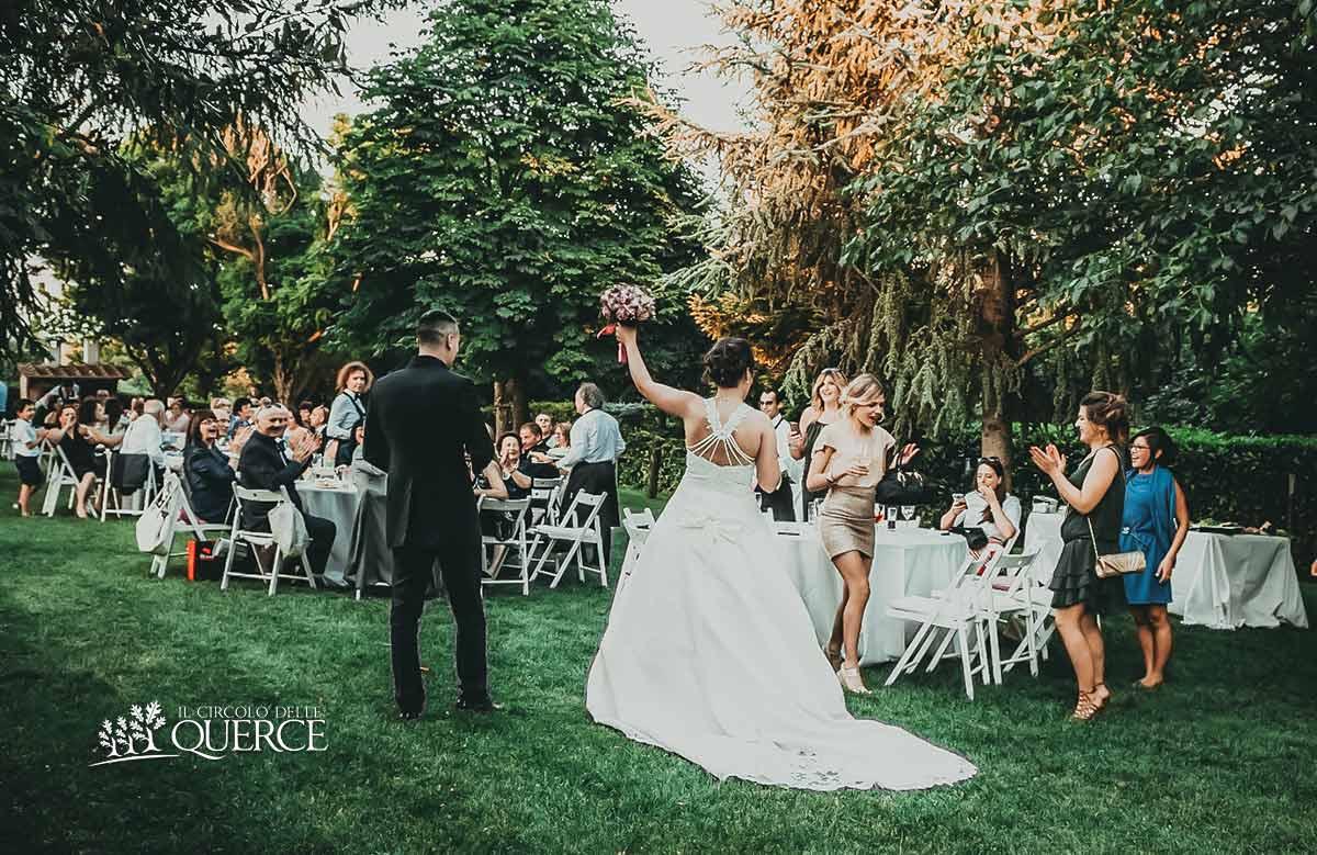 organizzare un matrimonio civile