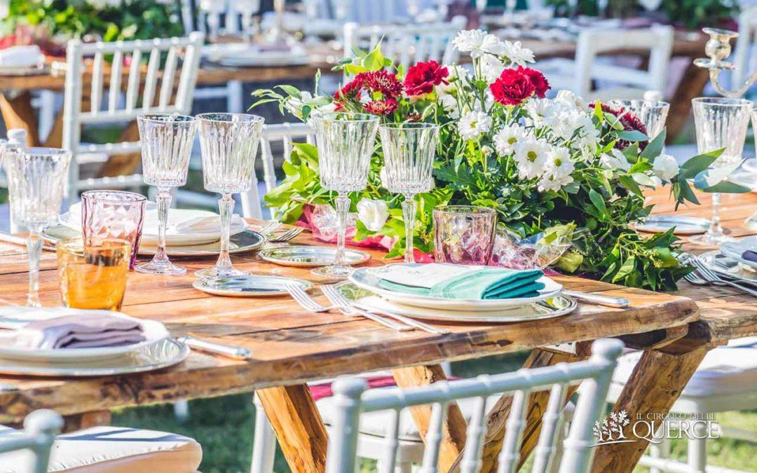 Allestimenti floreali matrimonio: una guida verso il tuo stile
